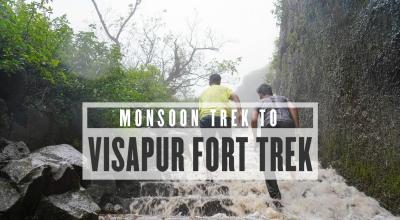 Monsoon trek to Visapur Fort| Trek and Trails