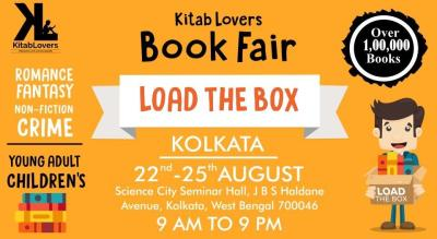 LOAD The BOX - Kitab Lovers Warehouse Sale - Kolkata