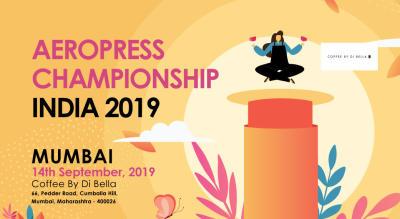 INDIAN AEROPRESS CHAMPIONSHIP 2019 : Mumbai Round