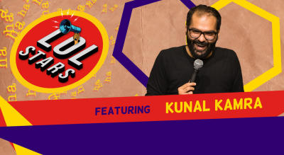 LOLStars feat. Kunal Kamra | Lucknow