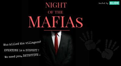 KLOH: Night of the Mafias 8.4