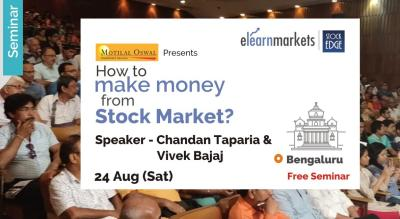 How to make money from Stock Markets by Elearnmarkets