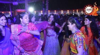 Avadh Garba Festival (Danceforcause)