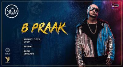 B Praak Performing Live at Shor