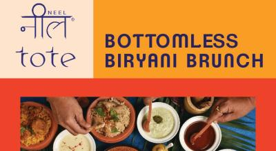 Bottomless Biryani Brunch