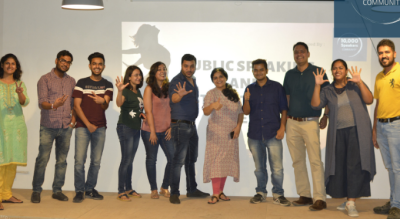 31 Public Speaking and Storytelling Meetup