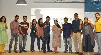 32 Public Speaking and Storytelling Meetup