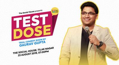 Test Dose by Gaurav Gupta