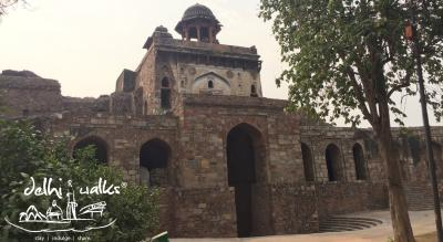 A Melange of Two Empires   Delhi Walks