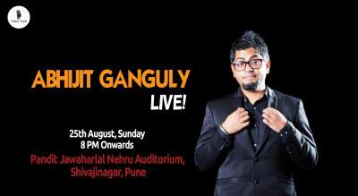 Abhijit Ganguly Live!
