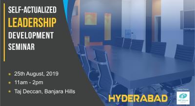 Self-Actualized Leadership Development Seminar Cum Workshop