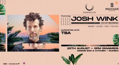 Constellate w/ Josh Wink (Extended Set) & Friends