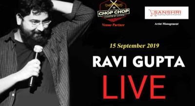 Stand-Up Comedy with Ravi Gupta LIVE | Kota