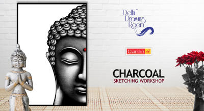 Charcoal Sketching Workshop by Delhi Drawing Room
