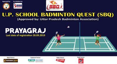 School Badminton Quest (SBQ) | Prayagraj