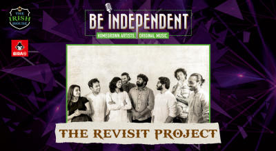 Be Independent! Homegrown Artists. Original Music, Delhi
