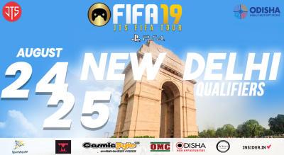 FIFA 19 JTS FIFA TOUR| Delhi Qualifier