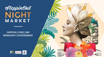 SteppinOut Night Market - Indiranagar Club