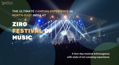 Ziro Festival with Experience Destination