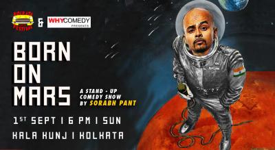A Standup Solo By Sorabh Pant | Kolkata Comedy Festival