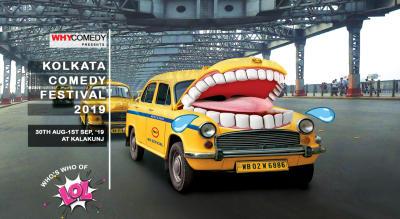 The Opening Night | Kolkata Comedy Festival