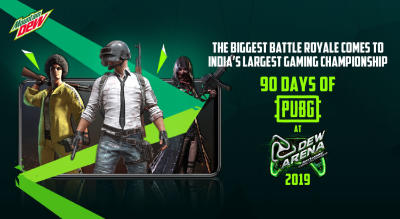 Dew Arena PUBG Mobile Championship