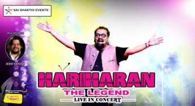 Hariharan The Legend -  Live In Concert