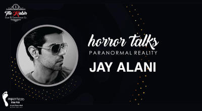 Horror talk about paranormal reality with Jay Alani