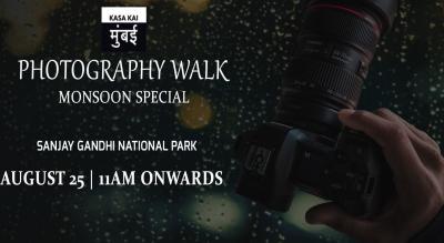 Photowalk at Sanjay Gandhi National Park