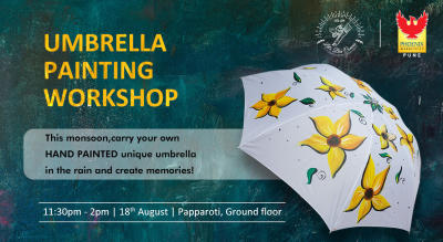 Umbrella Painting Workshop