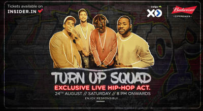 Indigo Live Hip-Hop Night