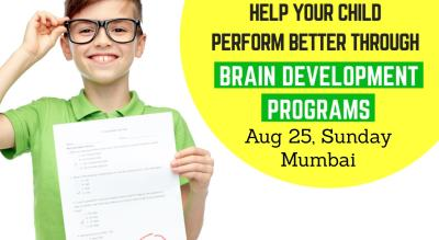 Champion Kids - Brain Development Workshop for kids aged 5 to 16 yrs