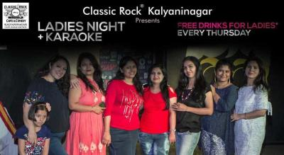 Ladies Night & Karaoke