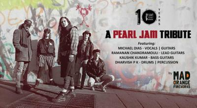 Pearl Jam tribute - Mad Orange Fireworks
