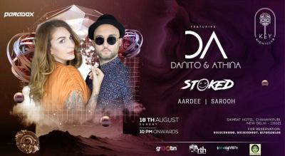 Paradox presents Danito & Athina | New Delhi