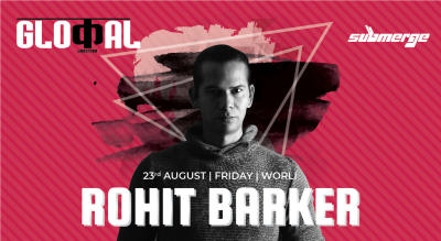 Celebrate the Weekend Grooving with DJ Rohit Barker @ Glocal Junction, Worli