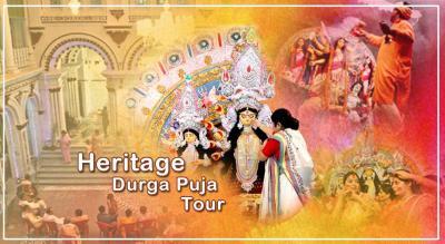 Visit The Royal And Vintage Durga Puja- 2019