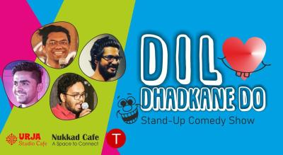Dil Dhadkane Do - Standup Comedy