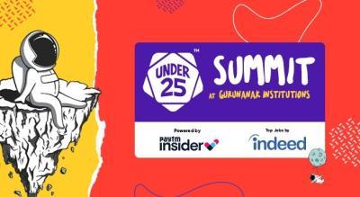 Under 25 Summit at Guru Nanak Institutions | Hyderabad