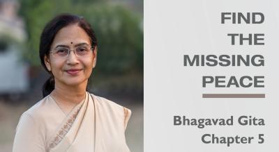 Bhagavad Gita Chapter 5