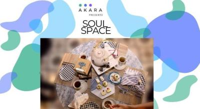 Time for Tea with Wholesome Canapes - Soul Space by Akara