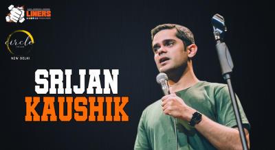 Punchliners Standup Comedy Show ft Srijan Kaushik