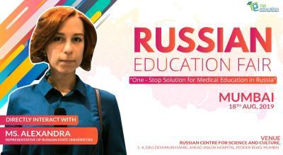 Russian Education Fair 2019