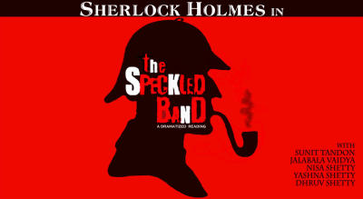 Sherlock Holmes & The Speckled Band