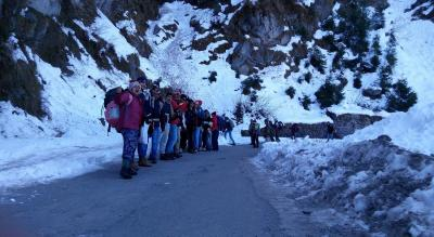 Dalhousie Winter Trek |YHAI