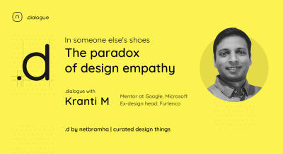 In someone else's shoes: The paradox of Design Empathy