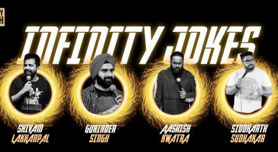 Infinity Jokes - A Standup comedy show