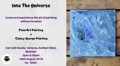 Into the Universe - Art Workshop