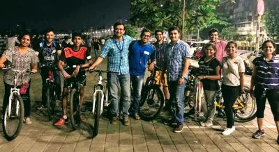Midnight Cycling & Heritage Ride : Once Upon A Time in Dadar