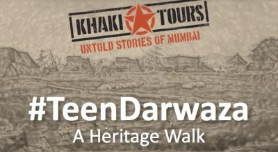 #TeenDarwaza by Khaki Tours